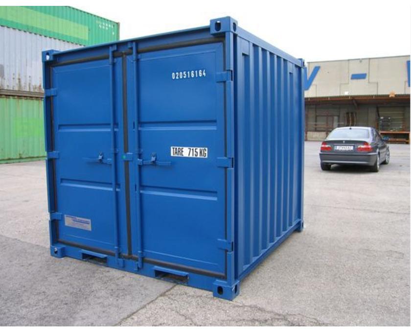 Container zu verkaufen bereits gebraucht - 2/2