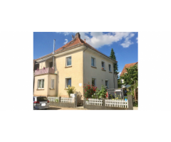 Wohngefühl in alter Stadtvilla mitten in Laupheim