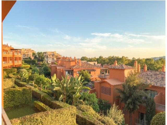 Moderne 3-Zimmer Wohnung mit großem Balkon, bei Marbella - 4/4