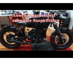BMW R 100 90 80 75 Sportauspuff Auspuff mit TÜV-Gutachten!