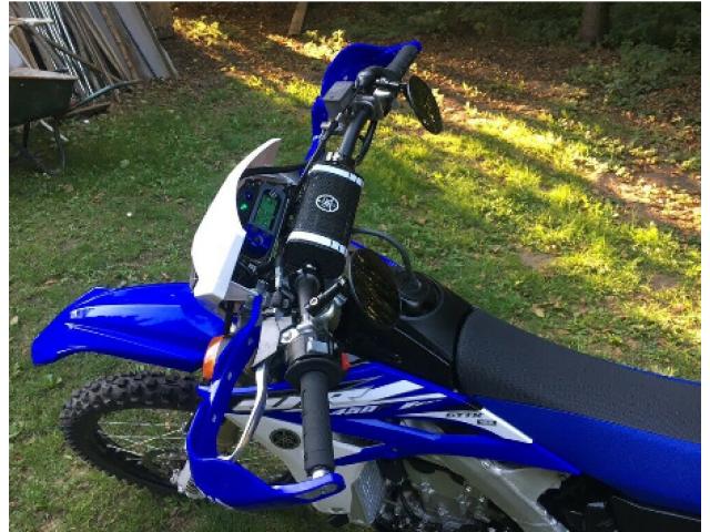 Yamaha WR 450 F 2015 ab 8. August verfügbar - 2/3