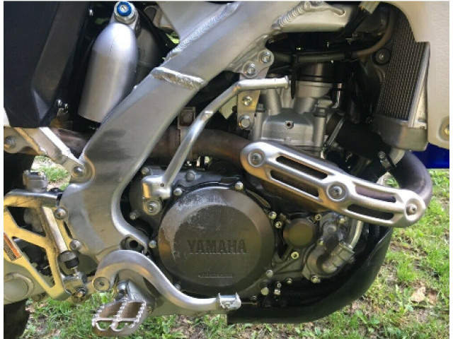 Yamaha WR 450 F 2015 ab 8. August verfügbar - 3/3