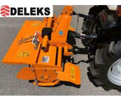DELEKS® DFL-95 Bodenfräse, Fräse, Kettenantrieb, Dreipunkt K