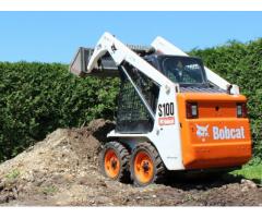 Bobcat S100 Kompaktlader / Zusatzhydraulik / nur 500Bh - Bild 3/3