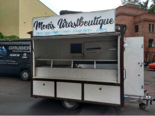 Imbiss Wagen Grill - 1/3