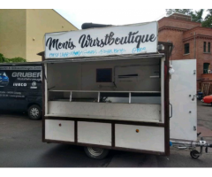 Imbiss Wagen Grill