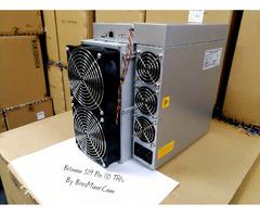 Bitmain Antminer S19 PRO – Bitcoin 110TH/S
