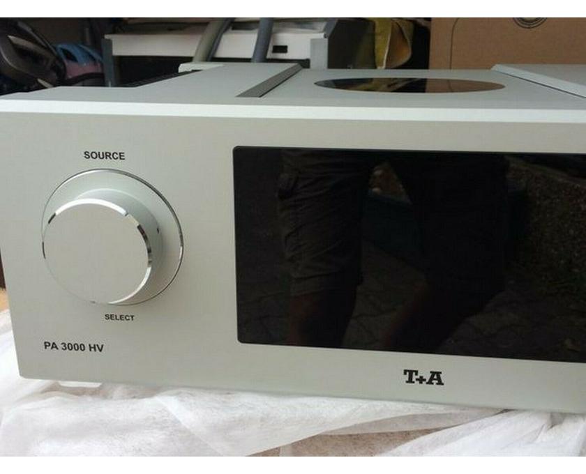 T+ A PA 3000 HV High End Verstärker - 4/8