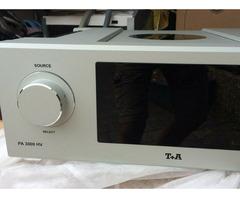 T+ A PA 3000 HV High End Verstärker - Bild 4/8