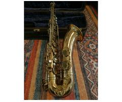 Tenor Saxophon Selmer Mark VI, 5-digit 83xxx, Original