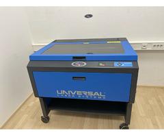 Universal PLS6.150D Super Speed 2 Laserröhren Co2 Laser