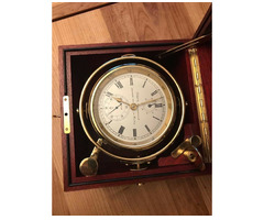 Wempe Marine Chronometer Nr. 9415
