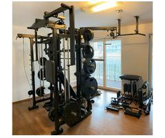 TITAN (jetzt TYTAX) T1-X - Home-Gym mit Multipresse