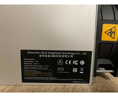 Hardware ASIC Bitmain Antminer Z15 420ksol/s Equihash - Bild 4/6