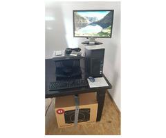 2017 3SHAPE E3 3D Scanner - Contract Labcare Premium