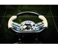Original Bugatti Chiron Performance Lenkrad - Bild 3/7