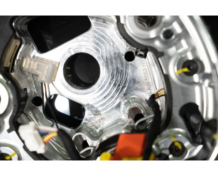 Original Bugatti Chiron Performance Lenkrad - 7/7