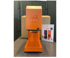 Der PacoJet Junior Profi Küchengerät Mixer Tiefkühlmixer