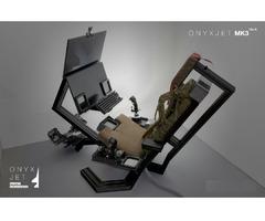 ONYXJET - MK3 Flugsimulator / Cockpit / (Silver) - Bild 4/6