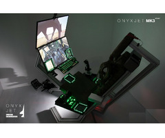 ONYXJET - MK3 Flugsimulator / Cockpit / (Silver) - Bild 5/6