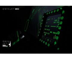 ONYXJET - MK3 Flugsimulator / Cockpit / (Silver) - Bild 6/6