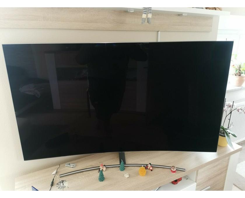 Samsung Curved Tv GQ65Q8CNGT - 1/1