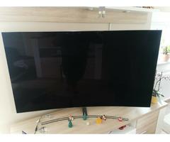 Samsung Curved Tv GQ65Q8CNGT