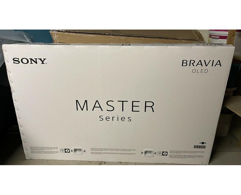 Sony, KD-55AG9, OLED, 4K - 1/1