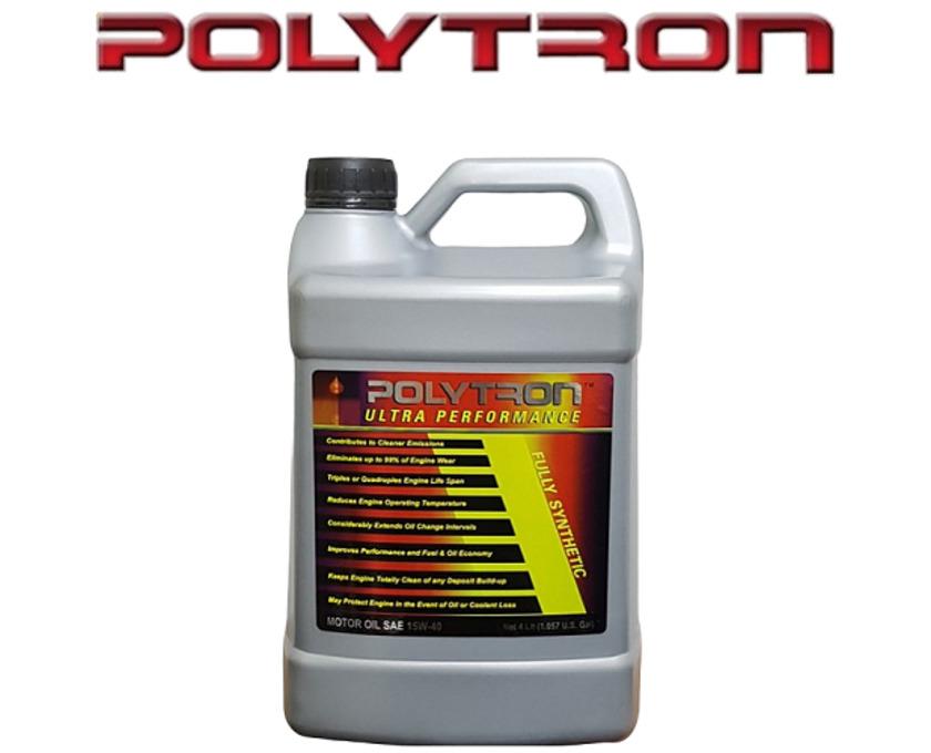 POLYTRON 10W40 Vollsynthetisches Motoröl - 1/6