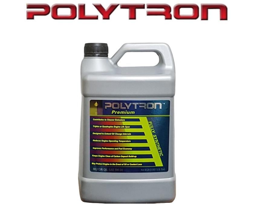 POLYTRON 5W30 Vollsynthetisches Motoröl - 1/5