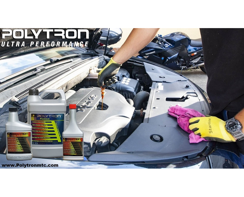 POLYTRON 5W30 Vollsynthetisches Motoröl - 3/5