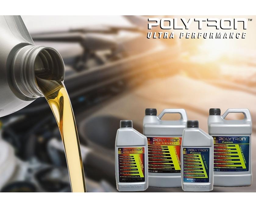 POLYTRON 5W30 Vollsynthetisches Motoröl - 4/5
