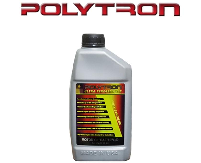 POLYTRON 5W40 Vollsynthetisches Motoröl - 2/6