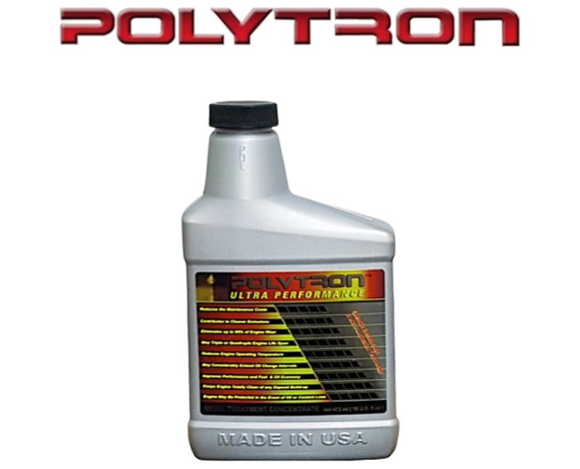 Motoröl Additiv, Nummer 1 in der Welt - POLYTRON MTC - 1/8