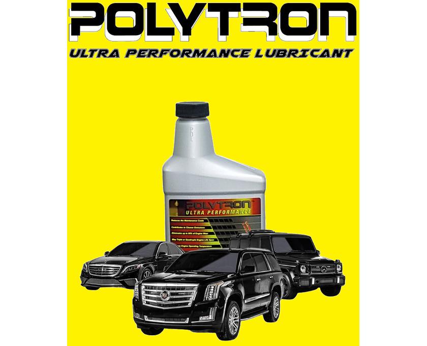 Motoröl Additiv, Nummer 1 in der Welt - POLYTRON MTC - 4/8