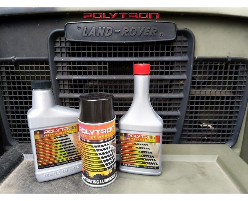 Motoröl Additiv, Nummer 1 in der Welt - POLYTRON MTC - 6/8
