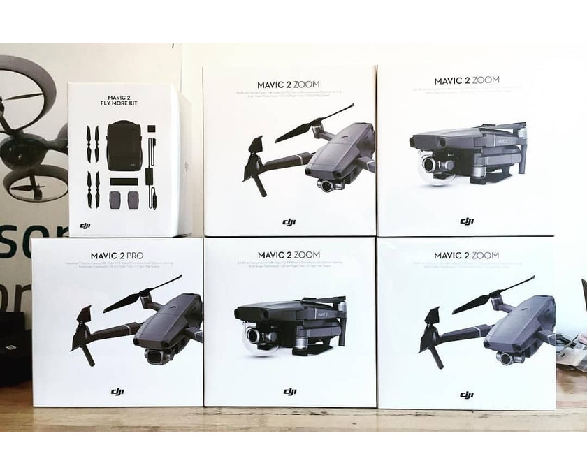 New Drones For Video Camera - 4/8