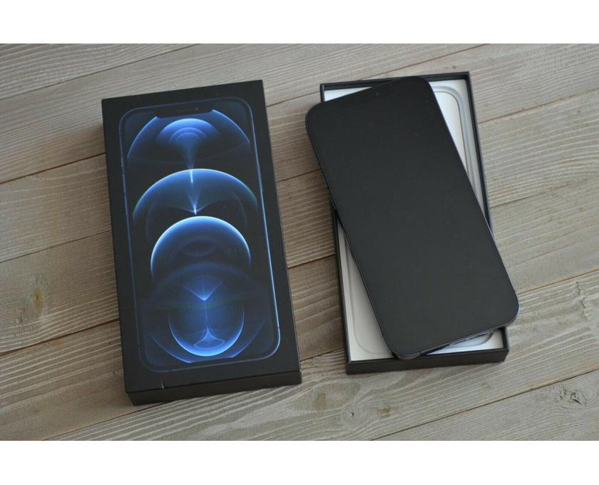 iPhone 12 Pro Max - 512GB - Pacific Blue (Unlocked) - 2/4