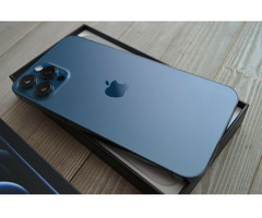 iPhone 12 Pro Max - 512GB - Pacific Blue (Unlocked) - Bild 4/4