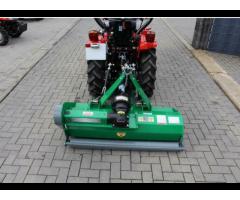 Field Trac 180 D Allrad Kleintraktor + Schlegelmulcher 125 c - Bild 2/2