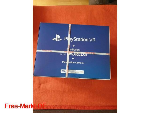 Verkaufe Playstation VR Brille NEU & OVP - 2/3