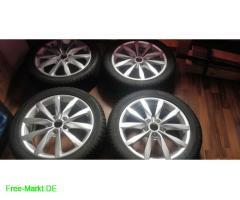Winterkompletträder VW Dijon 17 205/50R17 93H Dunlop