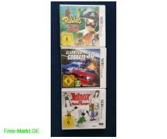 Nintendo 3DS xl weiß+3 3D-Spiele 3DS+Ladekabel - Bild 4/4