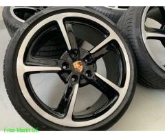 20 Original Porsche 991 C4 4S GTS SPORT TECHNO FELGEN SOMMER
