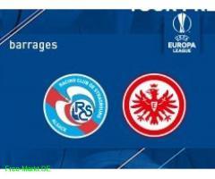 2 Karten für football RCSA - Frankfurt Eintracht