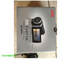 Camcorder HD Evirio + zubehör + Gebauchsanweisung