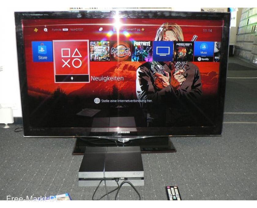 Sony Playstation 4 Konsole 500GB + 2 Spiele - 1/4