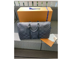 Louis Vuitton Keepall 50 Fullset Rechnung