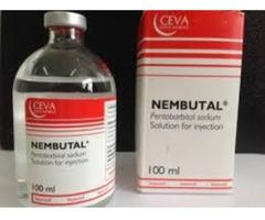 Koop Nembutal, koop Pentobarbital-natrium online